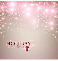 Christmas elegant snowflakes background vector