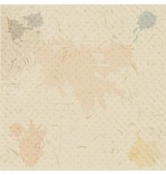 Grunge paper vintage texture vector image vector image