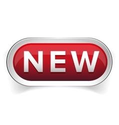 New web button vector image