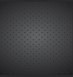 dark grid texture abstract background vector image