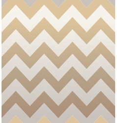 golden chevron seamless pattern background vector image