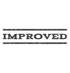 Improved Watermark Stamp vector