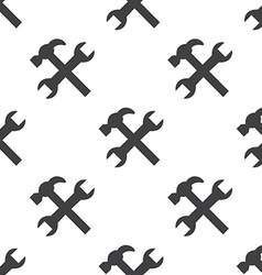 repair seamless pattern vector image