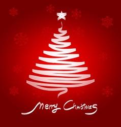 Christmas tree3 vector