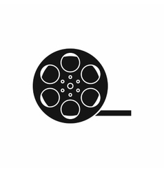 Film icon simple style vector image