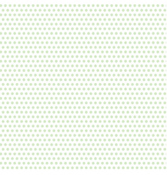 green spotted seamless pattern design vector image