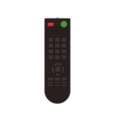tv control remote vector image