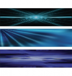 Dynamic backgrounds vector