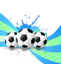 football design vector image