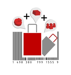 retail vector image vector image