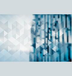 Abstract blur digital business background design vector