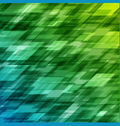 abstract geometric squares lines background vector image