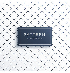 Abstract clean minimal pattern background design vector