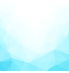 Blue bright abstract background vector