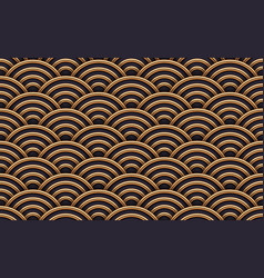chinese seamless pattern vector image