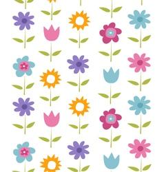 Happy Spring card vector image
