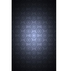 Pattern seamless abstract Geometric background vector image