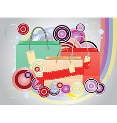Shopping Bag Design2 vector image