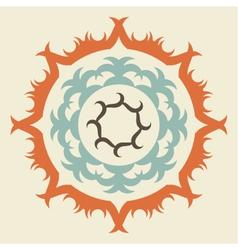 Swirl Emblem vector