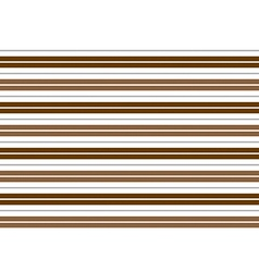 Brown white stripes background vector