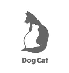Friends Pet Icon vector