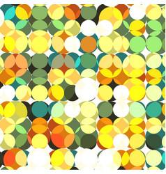 multicolor confetti vector image