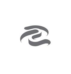 S letter c letter s logo template c logo template vector