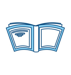 Book and education symbol vector