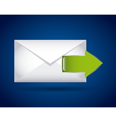 email send vector image