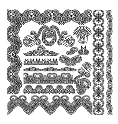 decoration pattern for your design vector image
