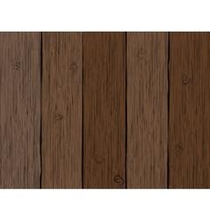 Wooden planks texture vector image