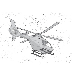 Helicopter vector