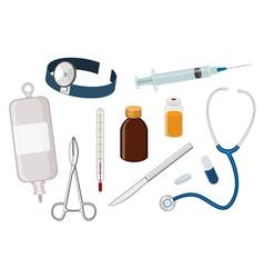 Medical tool vector