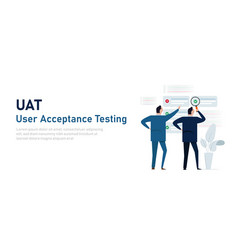 Uat user acceptance testing process in system vector