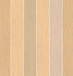 Wooden boards Texture of wood Old planks vector image vector image