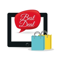 Best deal online bubble bag gift vector