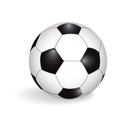 ball football vector image vector image