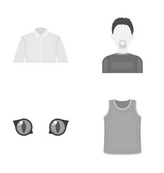 textiles business hairdresser and other web icon vector image