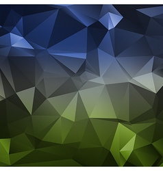 Polygon abstract texture web background vector image