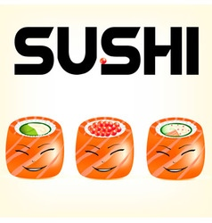 Sushi vector