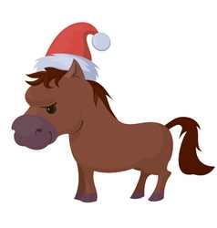 Little orse vector image vector image