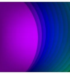Arc modern background vector