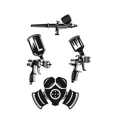 logo sign repair auto car automobile service icon vector image