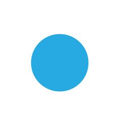 record colorful icon symbol premium quality vector image vector image