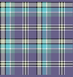 Blue gray colors check fabric texture seamless vector