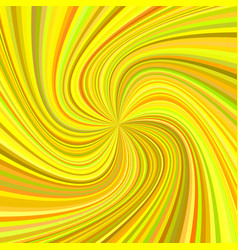 geometric swirl background - from rotated rays in vector image vector image