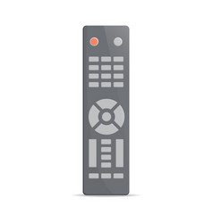 Universal electronic remote control icon vector
