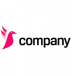 dover symbol for business company vector image