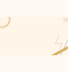abstract background light pastel colours vector image