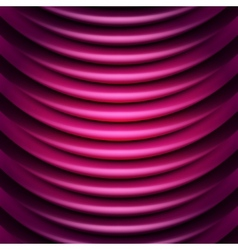 Multicolor background of wavy folds vector